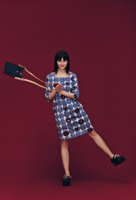 Marimekko Fall 2013: Veloso dress