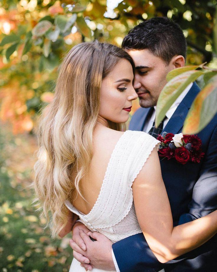 Autumn Wedding | Amanda Afton Photo | Perth Wedding Photographer