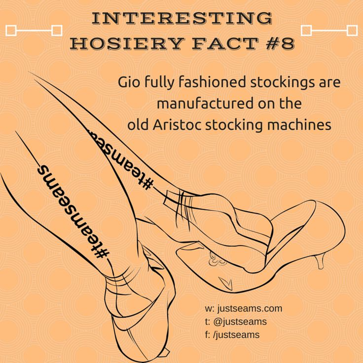 Fully fashioned stocking manufacturers 53