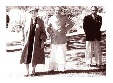 Murshida Ivy Duce & Meher Baba