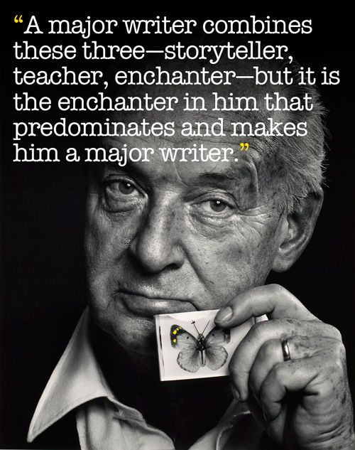 Vladimir Nabokov on Writing, Reading, and the Three Qualities a Great Storyteller Must Have | Brain Pickings