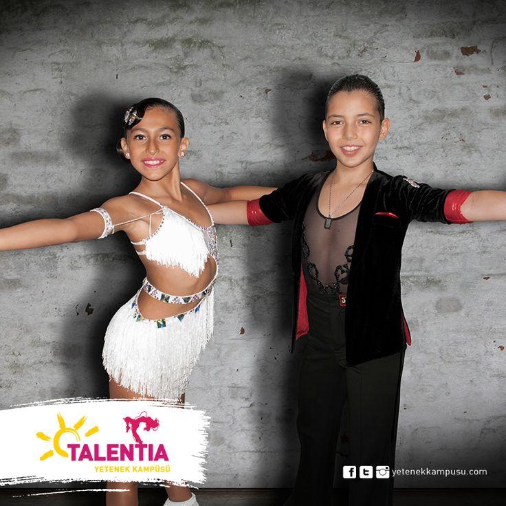 Yurt içi ve yurt dışı başarılarımızla dans sporunda iddialıyız! #dans #talentia