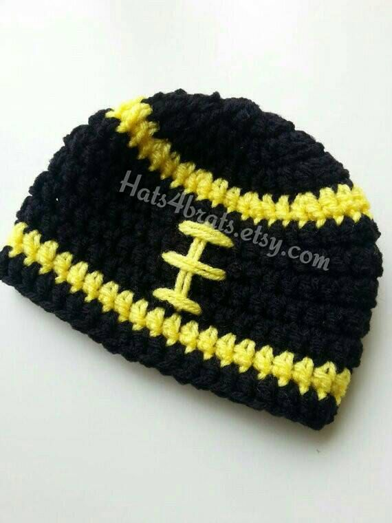 Baby Pittsburgh Steelers Hat Pittsburgh Steelers Photo Prop