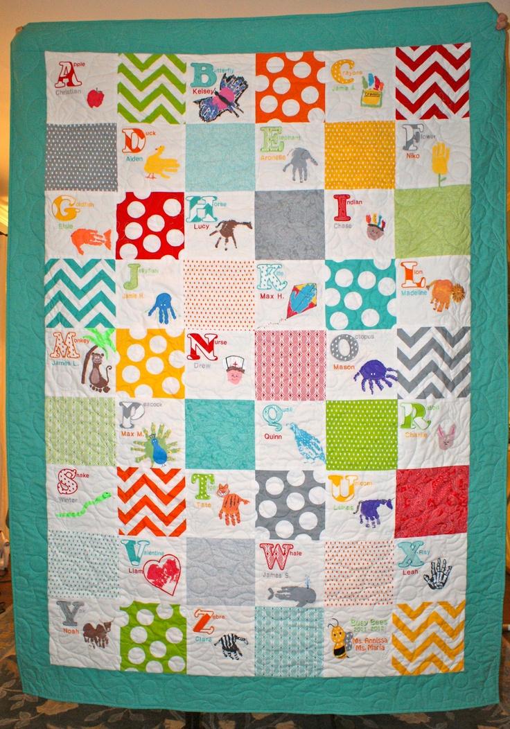 Classroom Quilt Ideas ~ Images about handprint ideas on pinterest creative