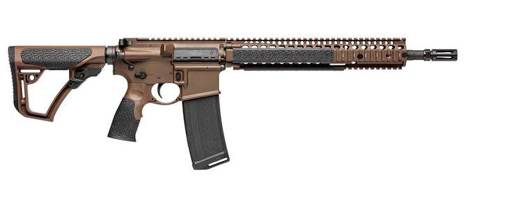 Daniel Defense, M4, Carbine, M4A1, Cerakote | Daniel Defense