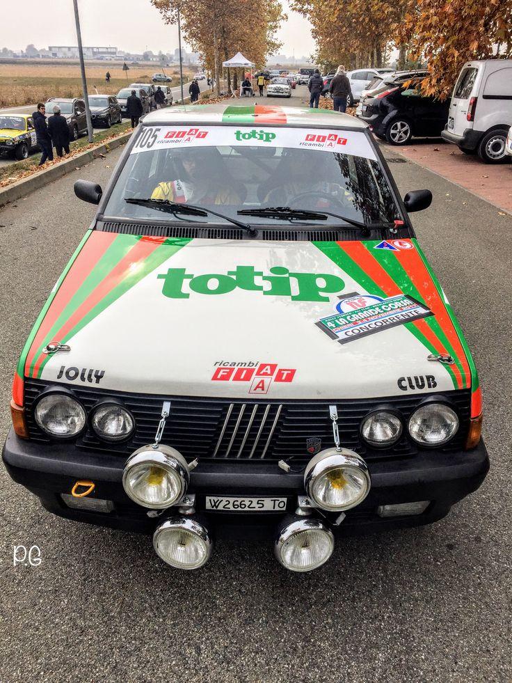FIAT RITMO 130 ABARTH