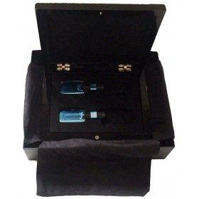 Bespoke Rolls-Royce Key Presentation Box in Piano Black with 2 Key Fobs