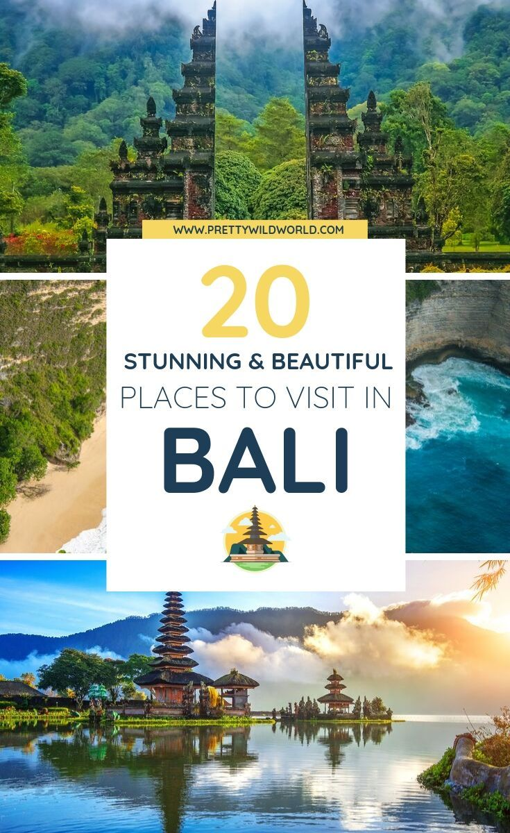 Top 20 Best Places To Visit In Bali Indonesia Places To Visit Cool Places To Visit Beautiful Places To Visit