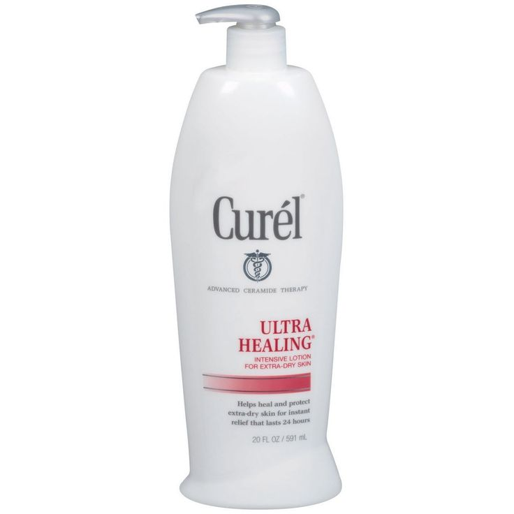 Good Housekeeping Beauty Award Winner - Curel Ultra Healing Lotion - good for hands and body.