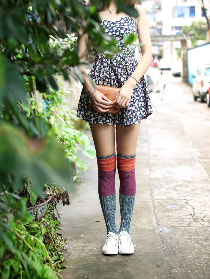 53 best Quirky Unique Hosiery and Socks images on Pinterest ...