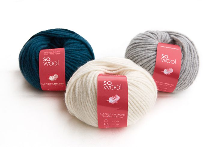 Gomitoli di So Wool, Lanecardate Handknitting