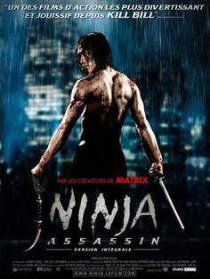 Ninja Assassin (2009) Download In Hindi Debbud 300MB Free Movie