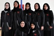 Women from Saudi Arabia welcome London Olympics with extra celebration...they will participate in the games for the first time in history
