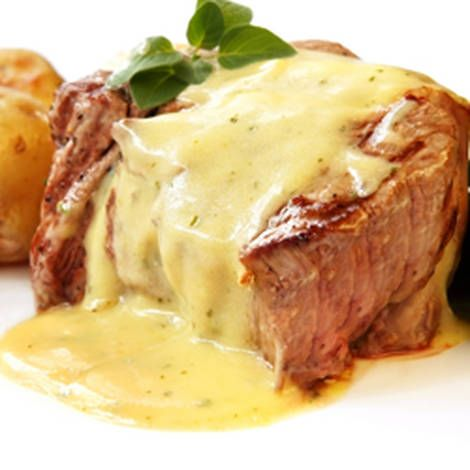 Chateaubriand Steak with delicious Bearnaise Sauce