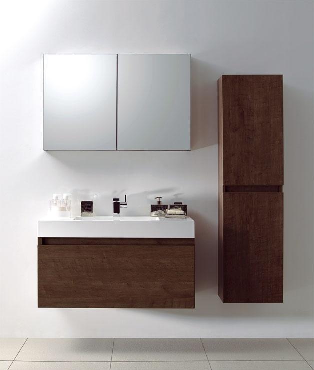18 best images about meubles salle de bain on pinterest - Salle de bain de 3m2 ...