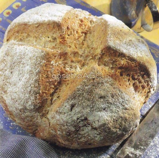 Joghurtos kenyér | Receptek | gasztroABC