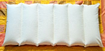Ecoartigianato : Materasso Letto Singolo Con Pula Di Farro Biologica