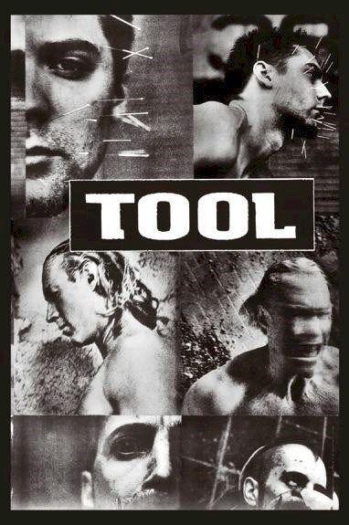 TOOL Poster - Rock Band Collage Full Size Print~ Maynard James Keenan Adam Jones