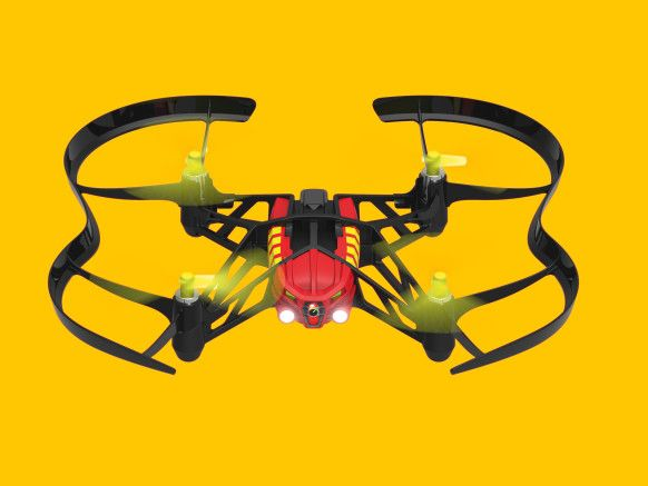 Parrot's Tiny New Drones Travel by Land, Air, and Sea - WIRED #Parrot, #Drones, #Tech
