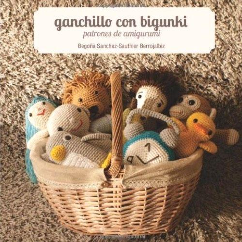 Ganchillo con Bigunki, por Begoña Sanchez-Sauthier Berrojalbiz