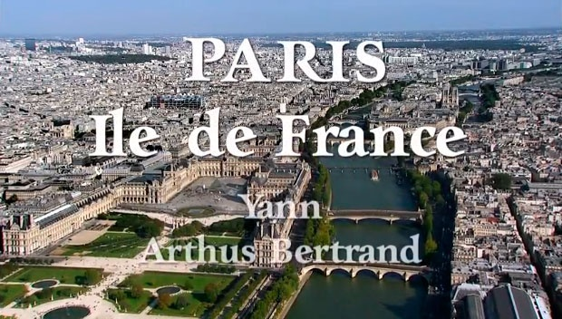 Amazing aerials of all the landmarks!