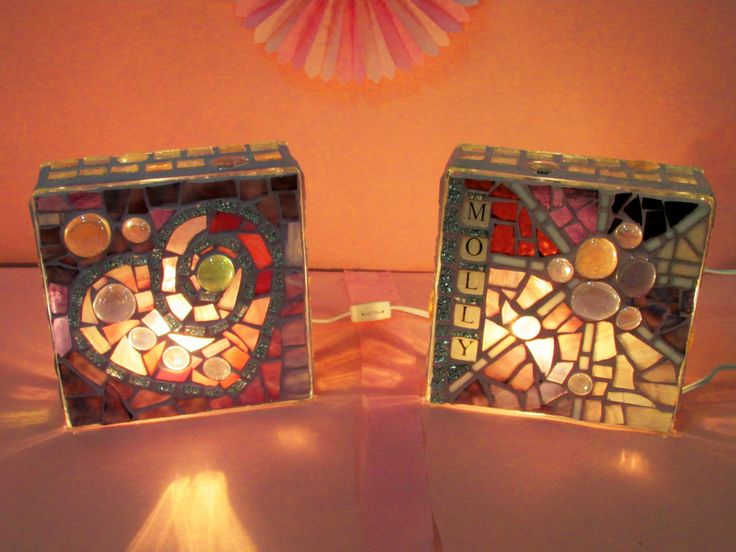 76 best images about Stained glass nite lite on Pinterest Plugs, Shepherds hook and Stained ...