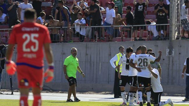 Colo Colo lo dio vuelta ante U. de Chile en la agonía y se apropió del Superclásico - Cooperativa.cl