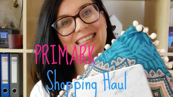 Primark Shopping Haul    März 2017