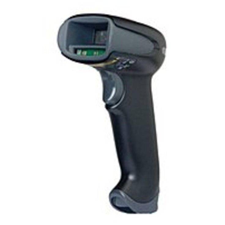 A Honeywell Xenon 1900 Series 1900GSR-2USB Barcode Reader - 6.7 mil - USB - Single-pass - Decoded - Black