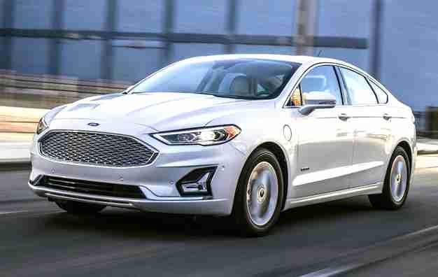 2022 Ford Fusion Wagon Ford Fusion Ford Fusion Energi Wagon