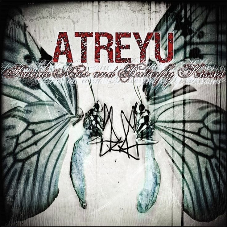 Atreyu - Suicide Notes And Butterfly Kisses on LP + Download