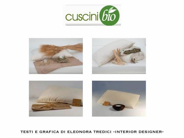 Cuscini e materassi Bio: elementi d'arredo per il benessere degli sposi
