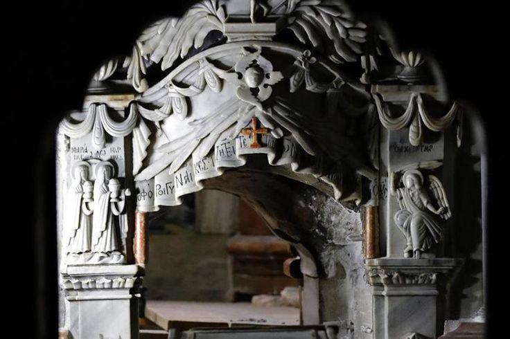 La tumba de Jesús es abierta por primera vez por científicos