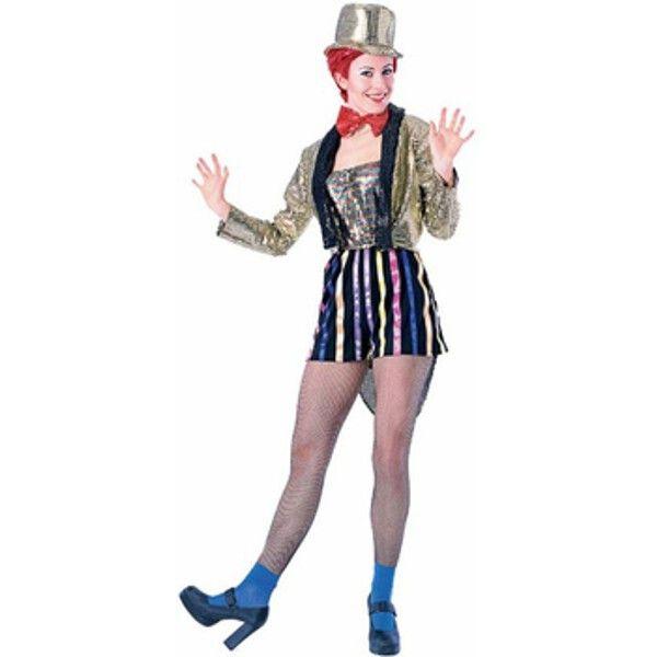 Adult Columbia Costume