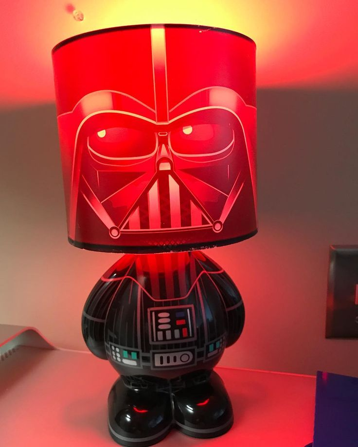 #darthvaderlamp