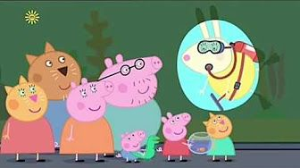 Peppa Pig English Episodes Compilation Season 4 Episodes 24 - 37 - YouTube