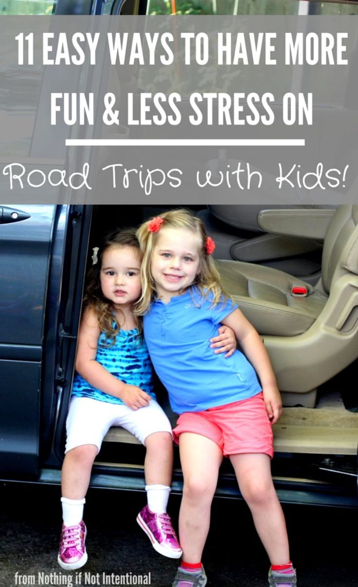 11 tips for a great road trip with kids--no screens required!   #LEGOSummer #CleverGirls