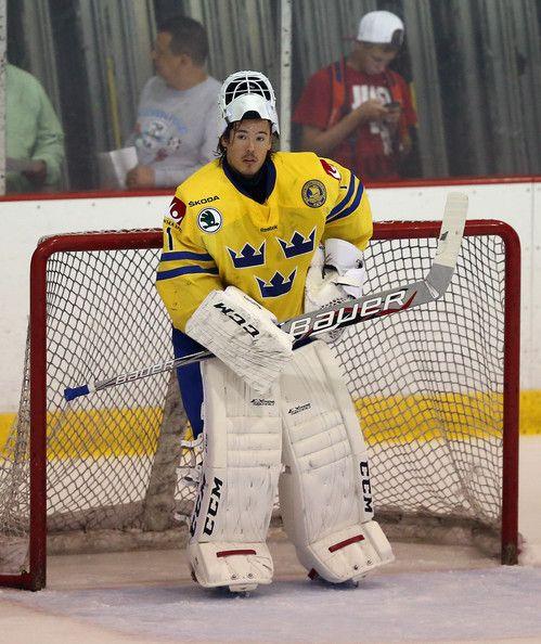 Samuel Ward - Hockey.