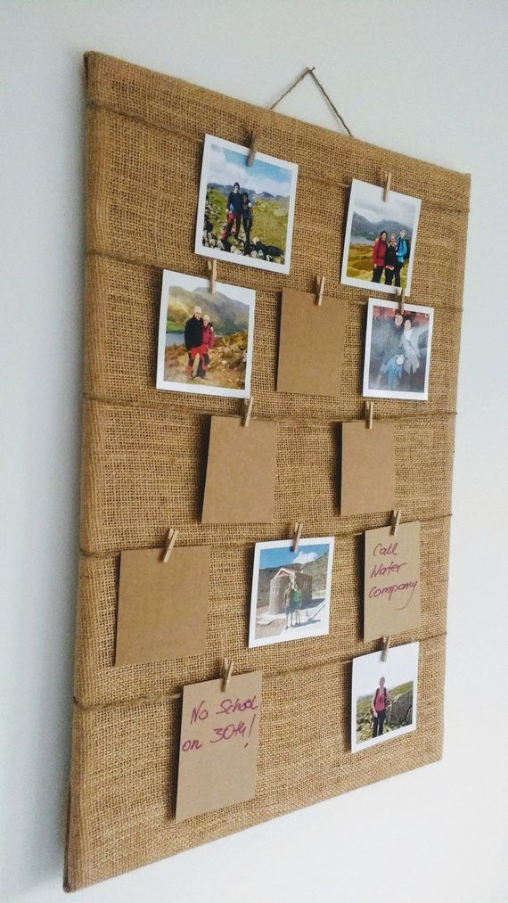 Classic Rectangle Design 30x40cm Includes 8 Pins Cork Notice Board Message Noticeboard Memo Photo Display Pinboard Ideal for Rooms//Kitchen Addition//Office Notice//Home Photo Display