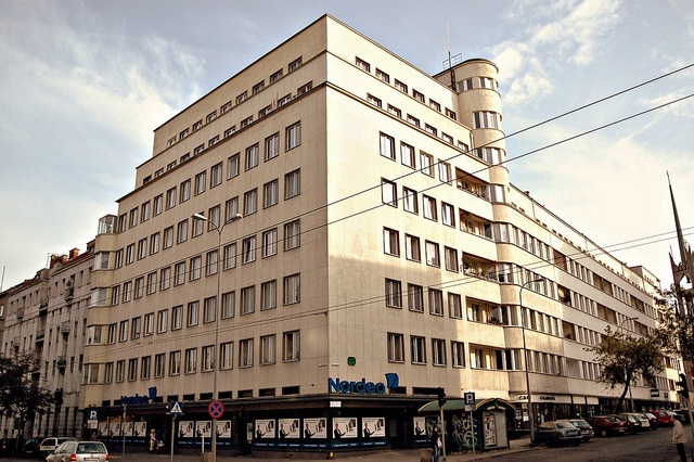 Modernism in Poland,Gdynia. photo is the property of http://www.flickr.com/photos/bart_sz/