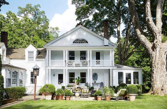 Bunny Williams' home