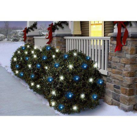332 best xmas images on pinterest christmas tree christmas holiday time random twinkle led net christmas lights cool whiteblue 150 count mozeypictures Images