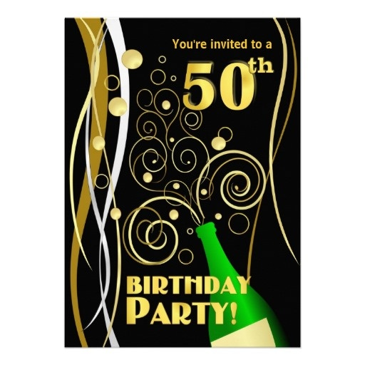 17 Best Images About 50th Birthday Invite Ideas On
