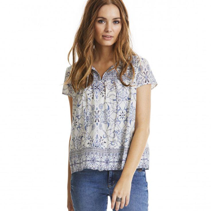 Odd Molly backbone blouse