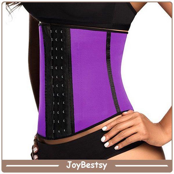 Nuevo diseño cuerpo adelgazar modeladora médica cintura reduciendo corsé