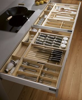 30+ Unique Kitchen Storage Ideas that you can apply in your kitchen
