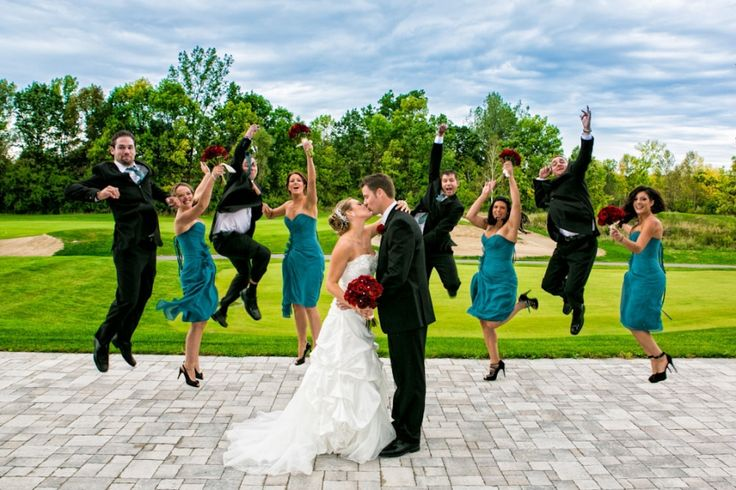 Gatineau Golf Club Wedding - Kelly and Corey- Kandid Weddings #photofun #bridalparty