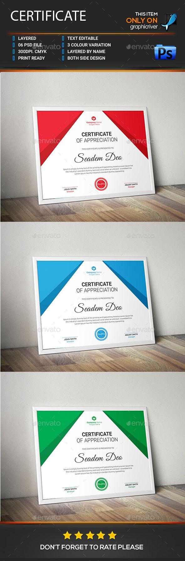 Certificate                                                                                                                                                                                 More