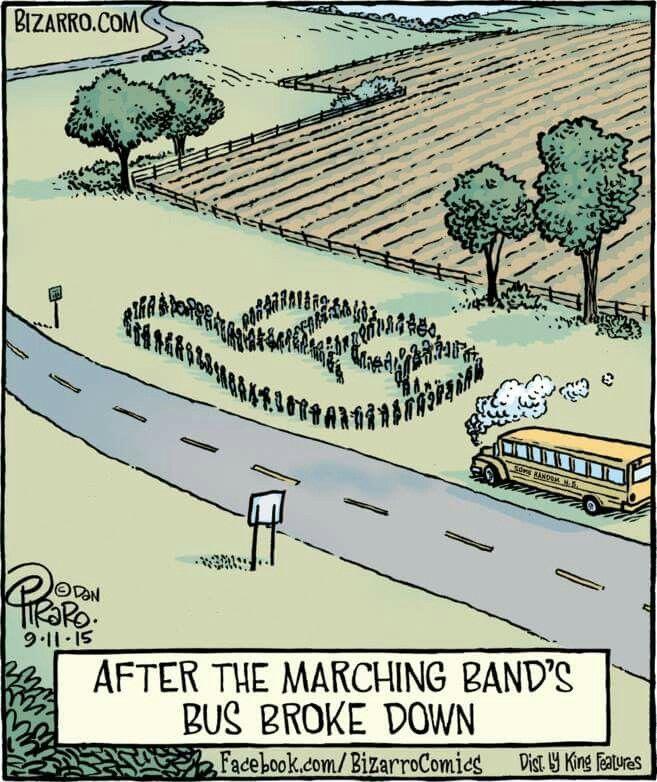 Ha! Band Humor
