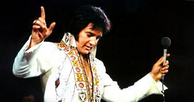 Elvis' last performance was full of passion, especially when he sings 'How Great Thou Art'. I was covered in chills hearing the song. But hearing his Father's words on his son's passing I was moved!